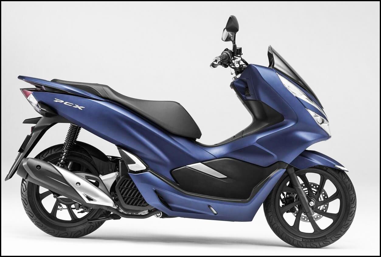 Honda Pcx 2020 Di Jepang Juga Ada Warna Baru Lho Bmspeed7 Com