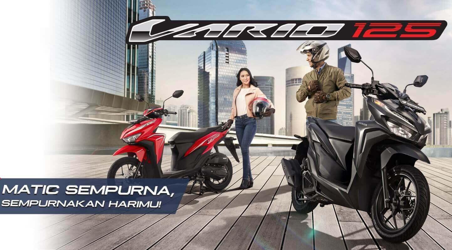5 Warna Honda Vario 125 Terbaru 2020 Cbs Iss Dan Harga Bmspeed7 Com