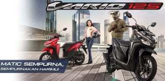 Warna Motor Honda Vario 125 2020