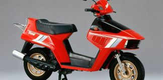 Honda BeAT FC50