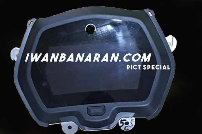 Speedometer Yamaha MX King 155 VVA