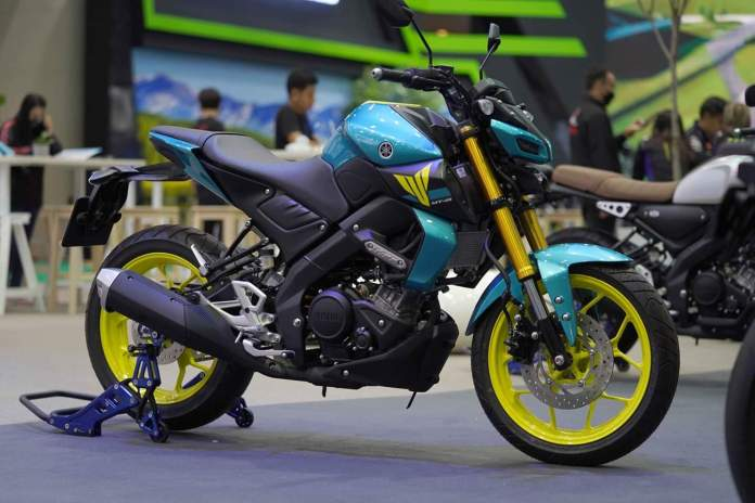 Yamaha MT-15 2020 Tosca Limited Edition