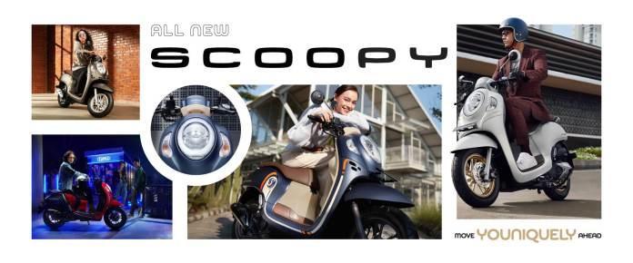 Scoopy Generasi Kelima