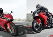 Perbedaan Honda CBR250RR dan CBR250RR SP