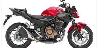 Spesifikasi Honda CB500F 2021