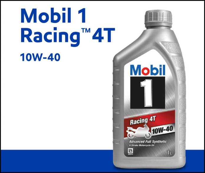 Mobil 1 Racing Full Advanced Full Synthetic