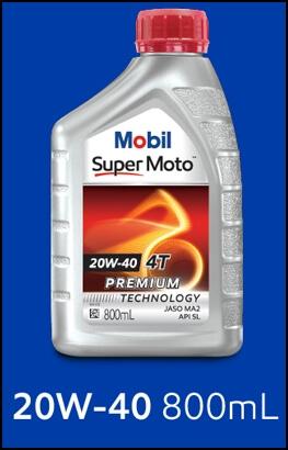 Mobil Super Moto 20W-40