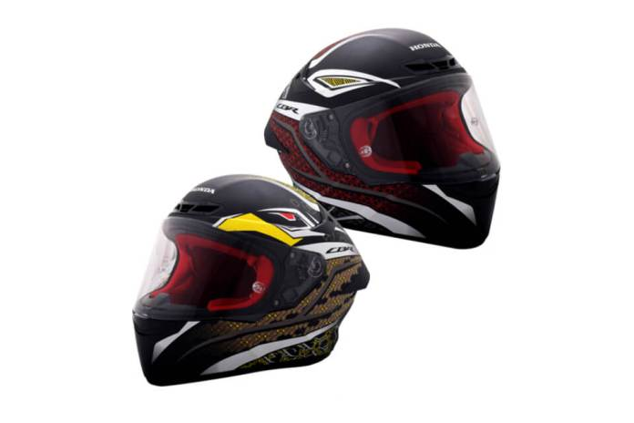 Helm CBR Black SE20 Garuda x Samurai