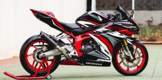 Modifikasi CBR250RR SP