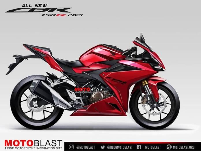 Honda CBR150R K45R