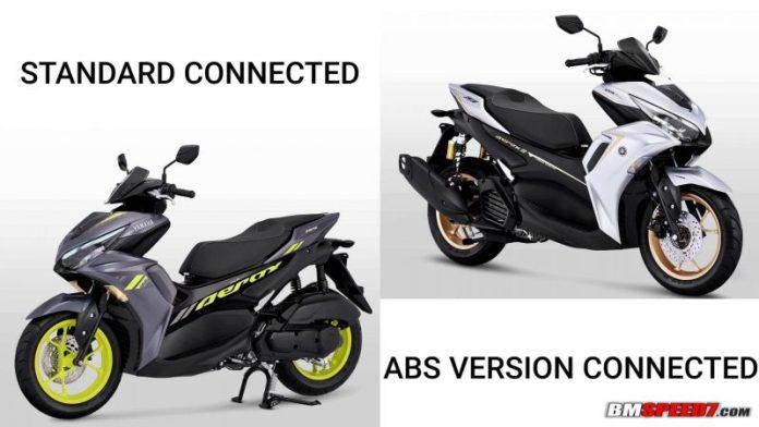 Yamaha All New Aerox 155 Standard dan ABS