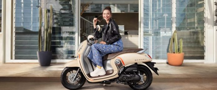Motor New Scoopy 2021
