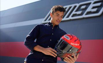 Shoei X14 Marc Marquez 2021