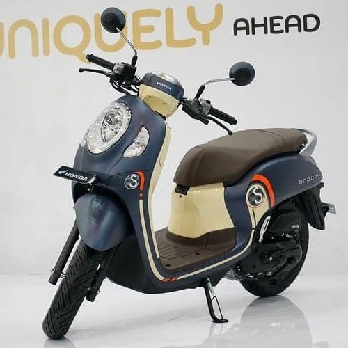 Honda Scoopy MY 2021