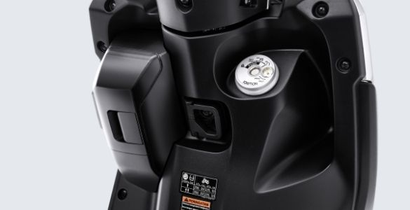 Rak Depan Yamaha GEAR 125