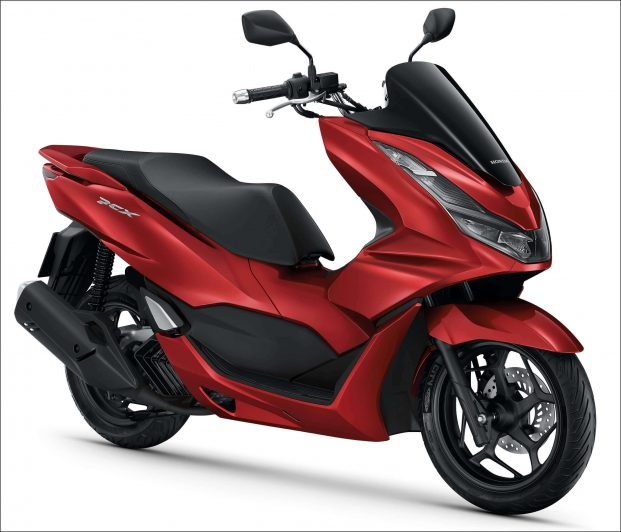 PCX 160 STD Red