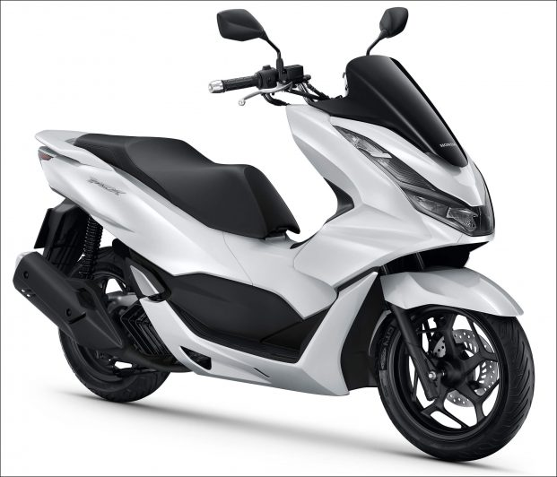 PCX 160 STD White