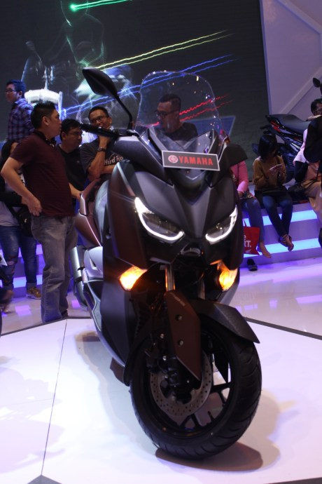Yamaha Xmax 250 made ini Indonesia