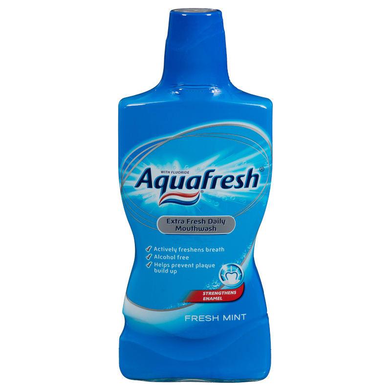 BM Aquafresh Extra Fresh Mouthwash 500ml  274121  BM