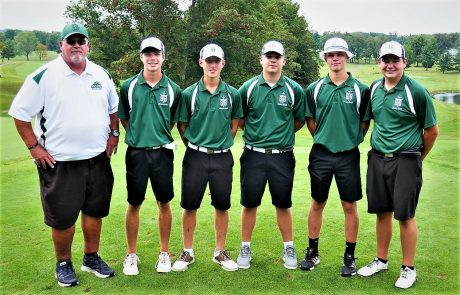 Mustang Golfers Claim 3rd Place in NKAC DivII Meet on Tuesday at A.J. Jolly – Girls 2nd To Highlands