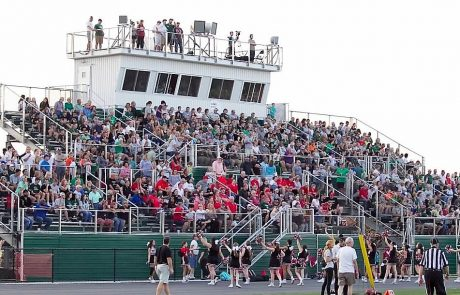 It's Game Day!!!  Mustangs vs Ludlow – Football Alumni Night at the MAC