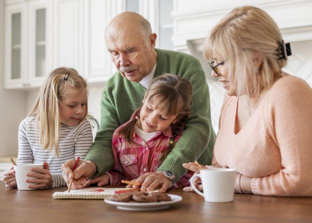 Adoção por avós