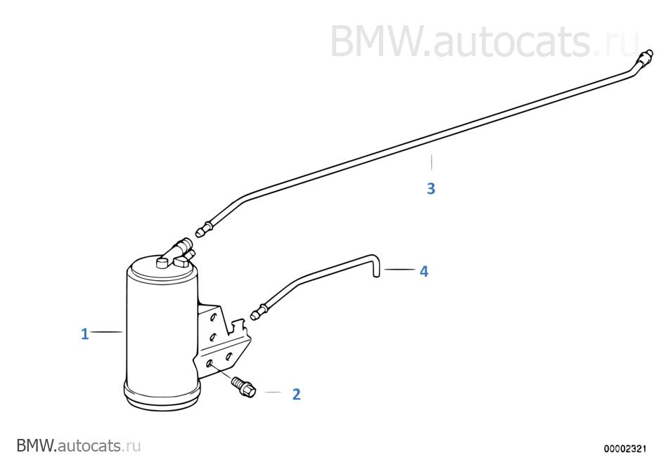 Fuel Tank Venting System / bmw-e36.com