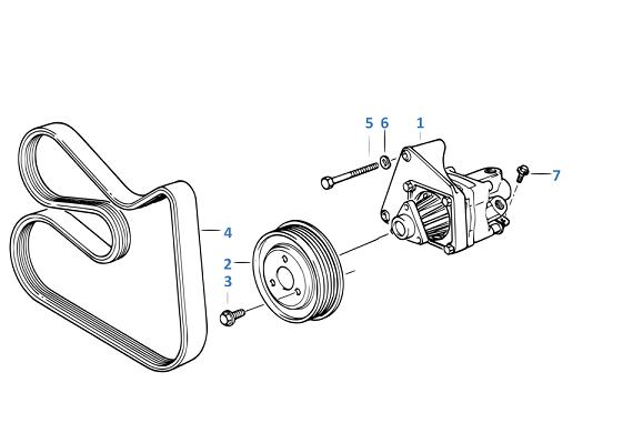 Steering rack and power steering: Malfunctions & Repair