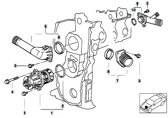 bmw e36 vacuum hose diagram 4 pin switch wiring m50