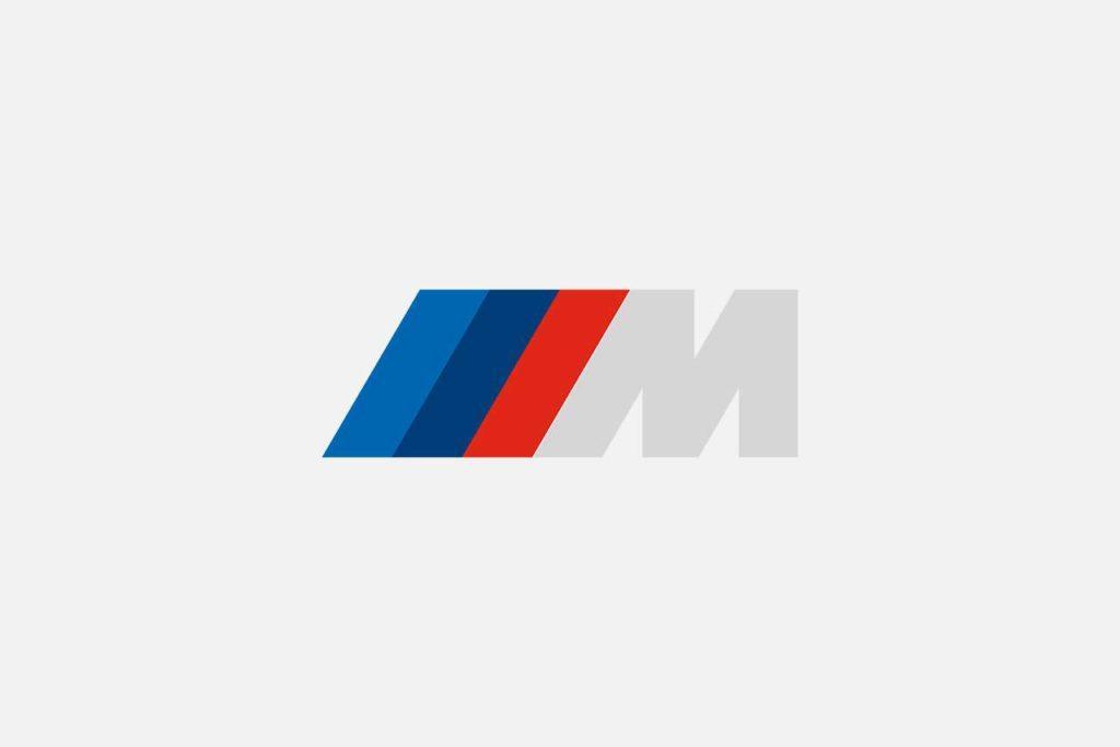 143 Kombibild BMW M Logo