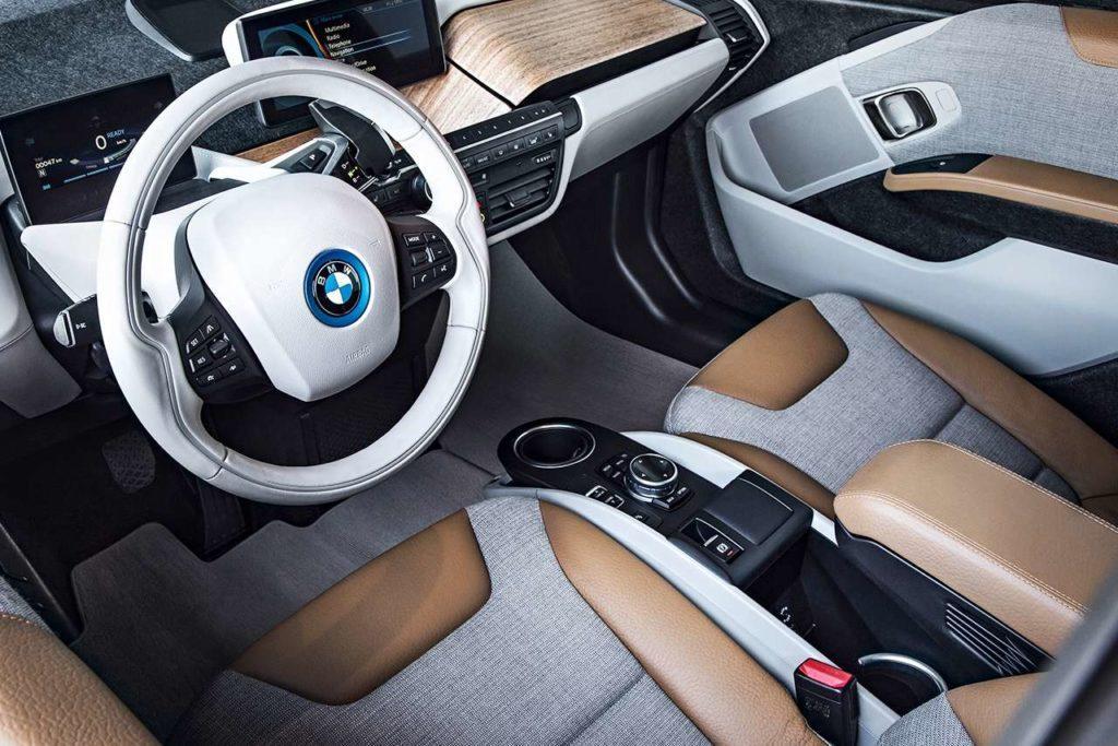 Marken BMW i Recycling