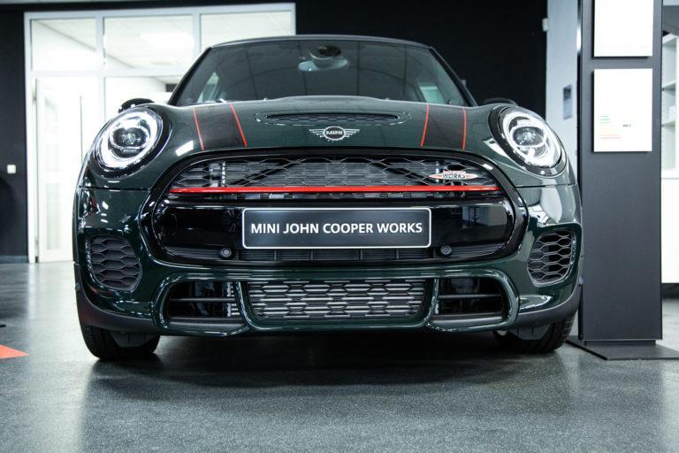 MINI John Cooper Works Dillingen MINI JCW