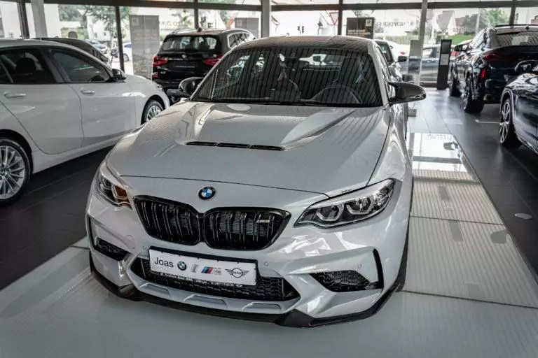 BMW M2 CS Joas Dillingen