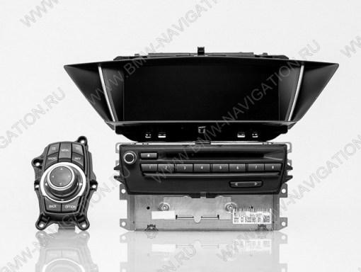 Навигация CIC BMW X1 E84