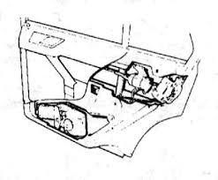 Szyba okna bocznego Bmw E36 (316 i 318 i 320 323 i 325 328 i)