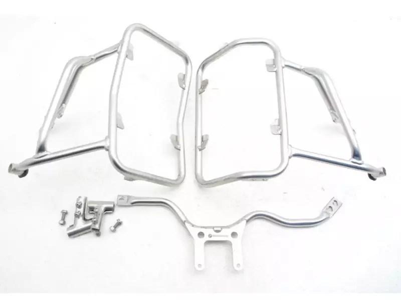 BMW Kit Completo Los soportes de Equipaje Aluminio