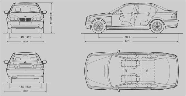 BMW 3-serie (E46) sedan