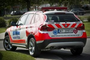 BMW X1 dla WOŚP