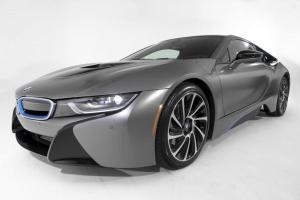 BMW i8 w odmianie Concours d'Elegance Edition