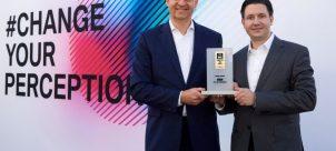 BMW zdobywa nagrodę Connected Car Award za wykorzystanie sztucznej inteligencji w produkcji