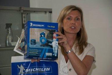 Michelin 110525 egyik nyeremény