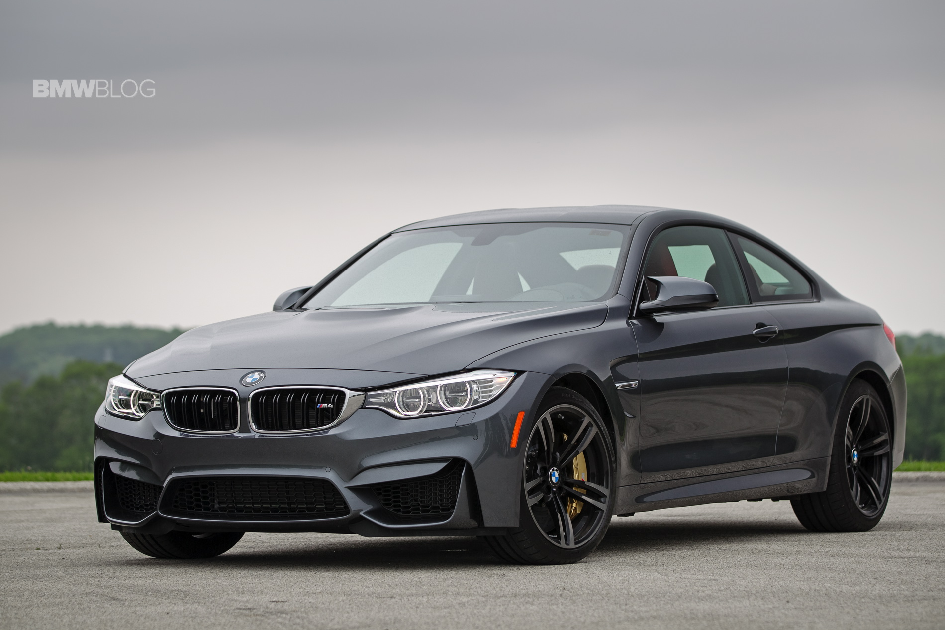 2015 Bmw M4 Coupe  Road Test