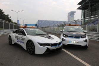 BMW electric and hybrid cars attempt to break Guinness World Record