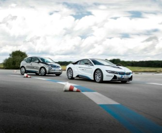 BMW electric and hybrid cars attempt to break Guinness World Record1