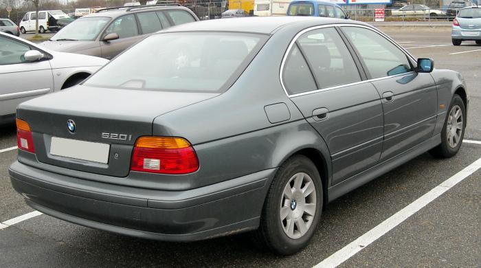BMW_E39_rear_20081216