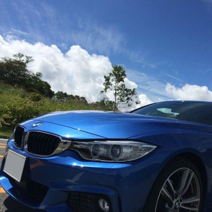 Enjoy Drive! #bmw #f32 #msport #bimmer #bmwlove #estorilblue #bmwcoupe - [Instagram]