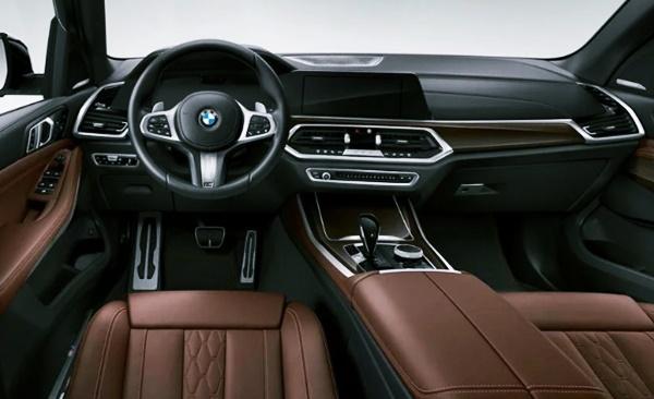 2021 BMW X5 Xdrive45e Interior
