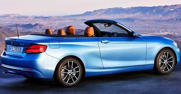 New 2021 BMW 2 Series Convertible USA Review