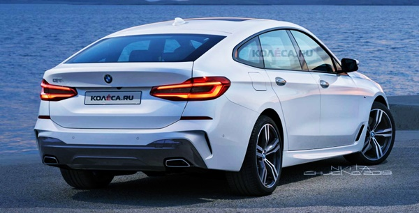 New 2021 BMW 6 Series GT Release Date, Specs