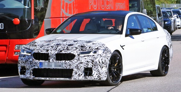 New 2021 BMW M550i Specs Horsepower